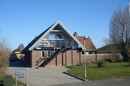 Spacious apartment. Proximity to nature and town. - Horsens - Byt