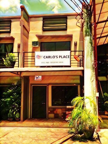 C5*Dumaguete*Carlo's Place: Private Unit, a/c wifi