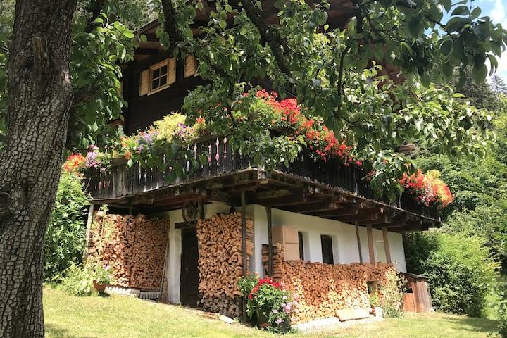 Bauernhaus Spathen - Ultental - Südtirol