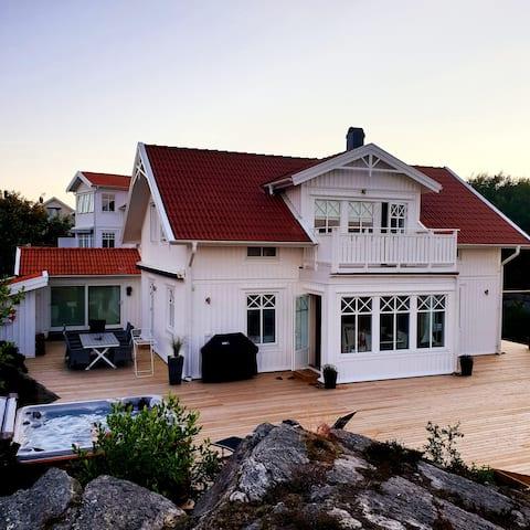 Mysig skärgårdsdröm i Mollösund