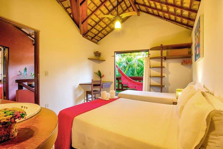 Casa Pitanga - Suíte Eco