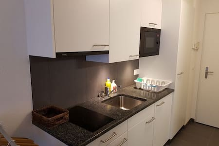 a small studio in perfect location in Fribourg - 弗里堡(Fribourg) - 宿舍
