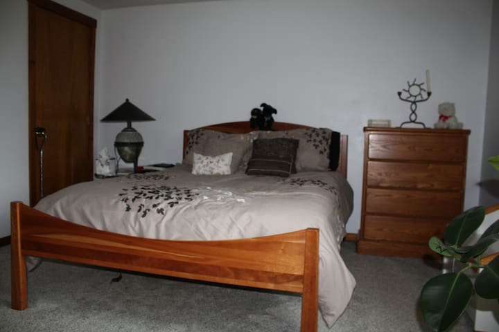 Lovely vacation/rental apt. in ME - Woolwich - Casa