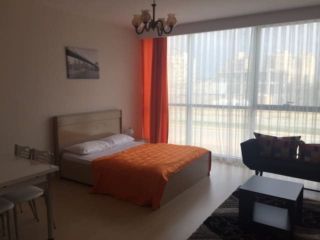 one person,double bed - Sultanbeyli - Apartamento