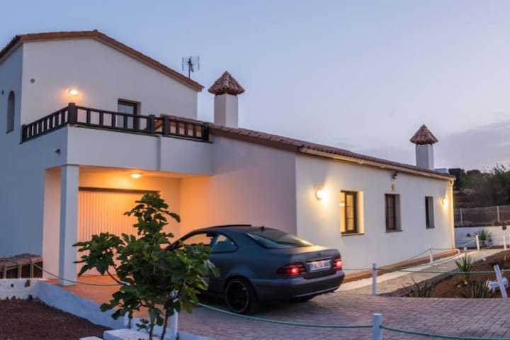 Boutique holiday home in Villaverde with Terrace