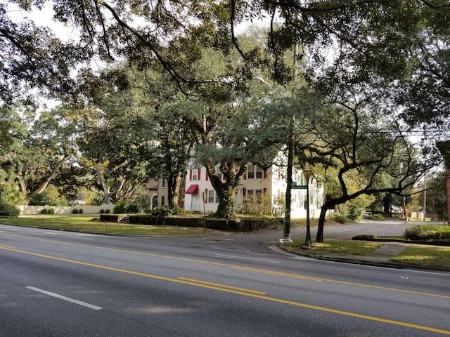 Midtown Magnolias 2-BR Apartment
