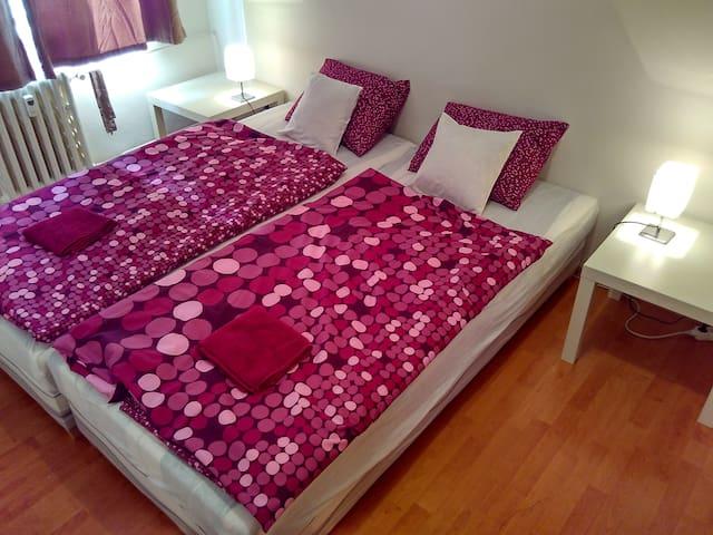 Cozy Apartment Palmovka 10 mins to Center