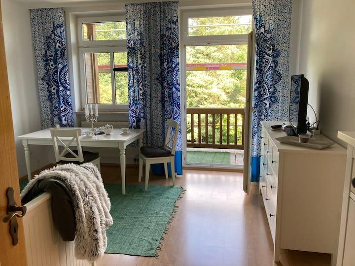 Apartment mit tollem Blick ins Grüne