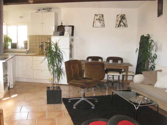 Le Grenier - Varages - Apartment
