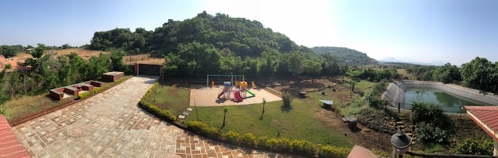 Heaven in Lonavala, spread across 1 Acre land.