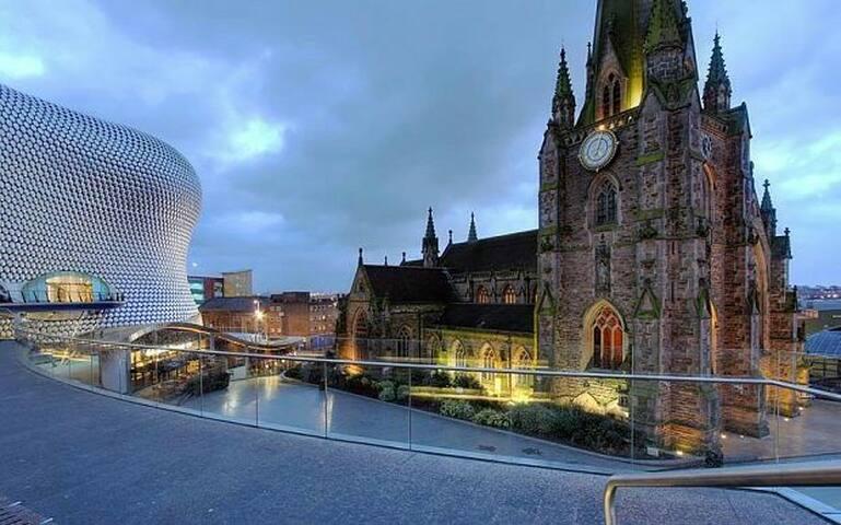 APARTMENT IN BULLRING - Birmingham - Huoneisto