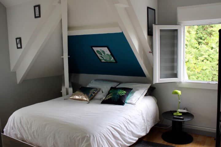 Appartement cosy 3 chambres 100m2 tout confort.