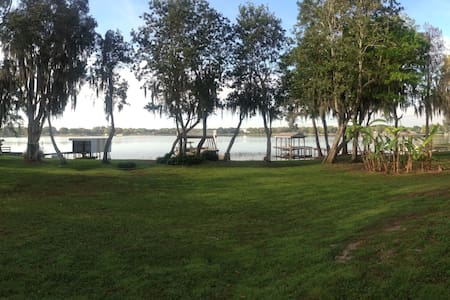 Chain Of 28 Lakes, 40 minutes from Disney - Winter Haven