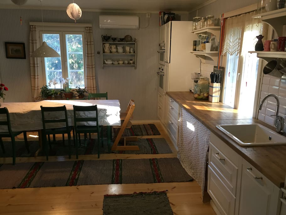 Kitchen from an other angel