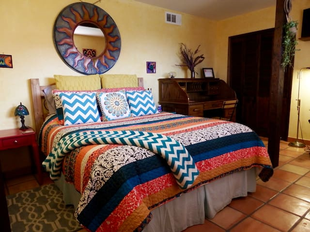 Ocean view casita * CDC recommended clean