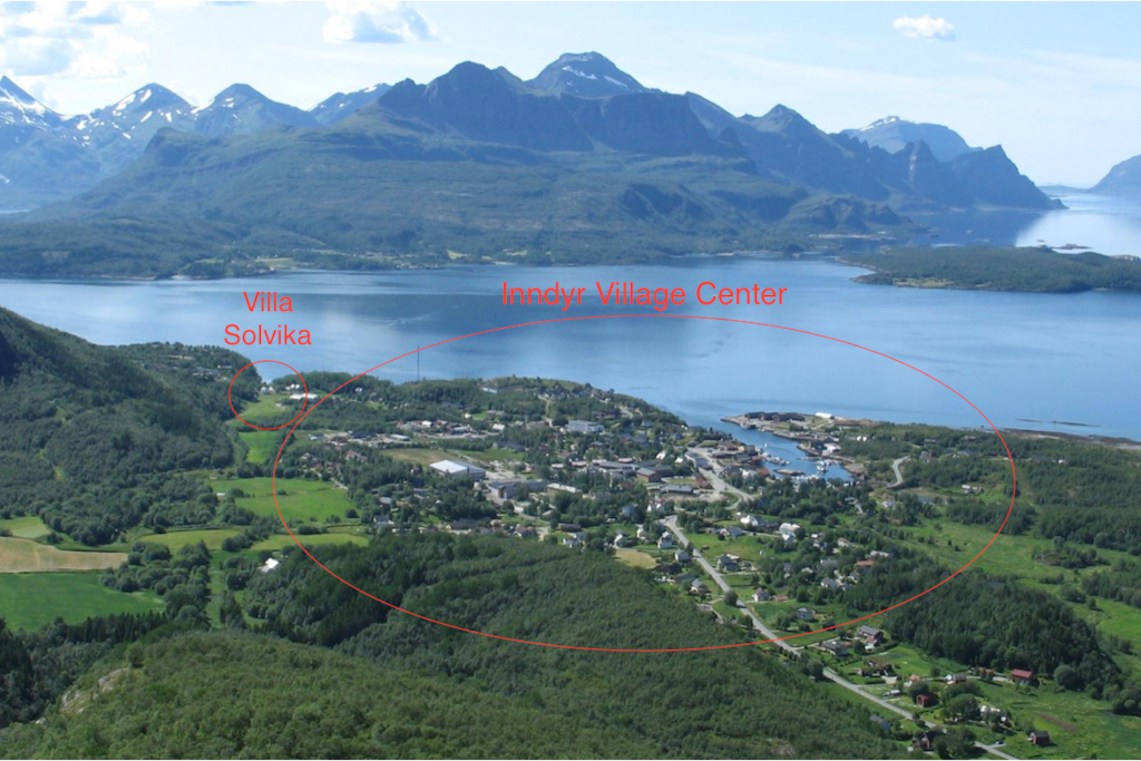 Villa Solvika Villas For Rent In Inndyr Nordland Norway