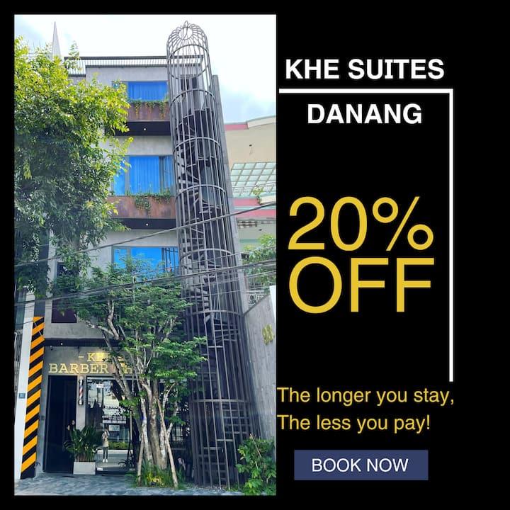 Khe Suites @09BR Private House / Asia Park - MyKhe