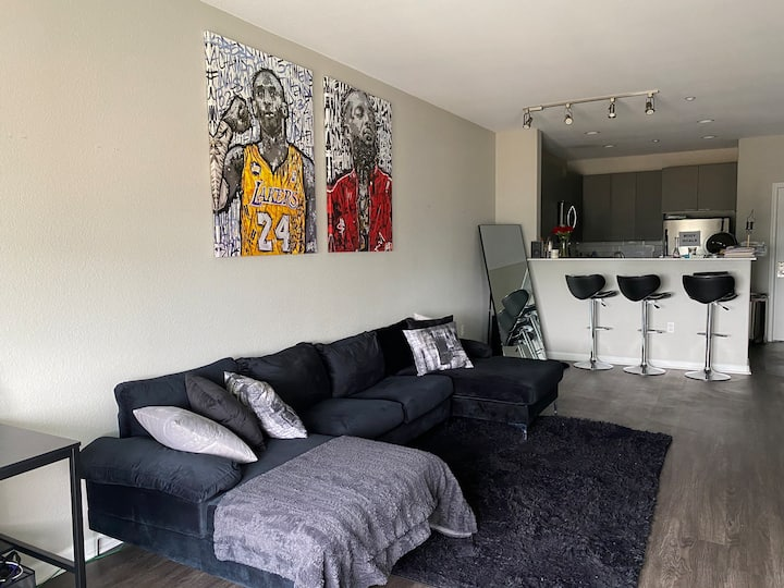 New! ⭐️ Modern Apartment Near SFO ❤️