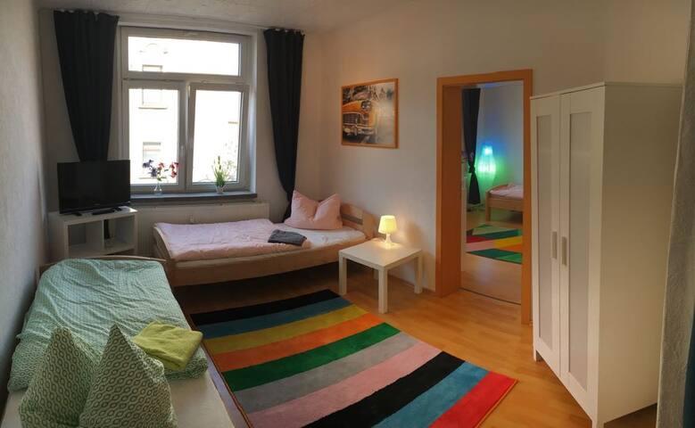 Wohnung10 Crimmitschau GCL EGli