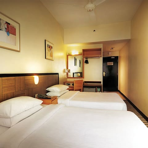 Deluxe Room @ 1st world Genting