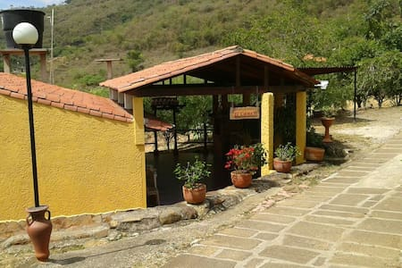 Casa Campestre El Caney. - San Gil