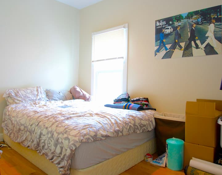 Private Bedroom-4BR/2BA Home w/ Off-Street Parking