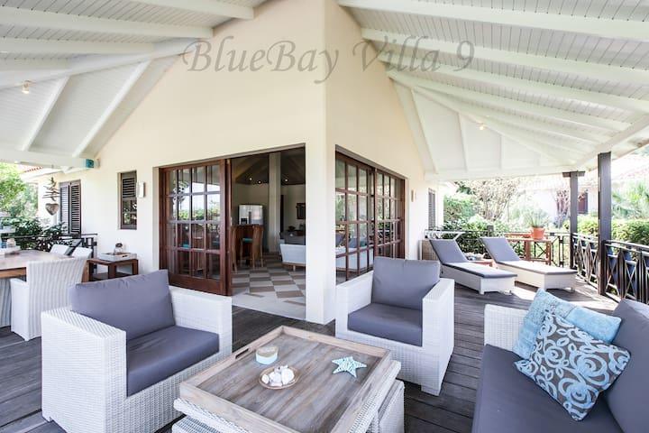 Resort villa at 75m of beach - Sint Michiel BlueBay - Villa