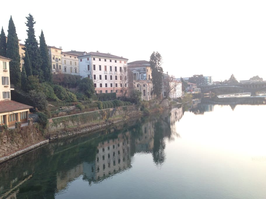 Bassano del Grappa one od the places you need to visit