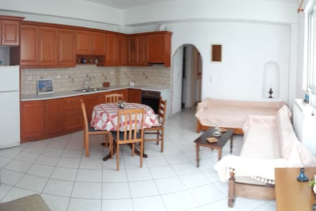 Summer appartment in Korthi Bay! - Korthio - Apartment