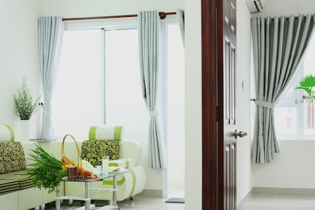 Tranquil furnished condo, direct seaview from bed - tp. Vũng Tàu