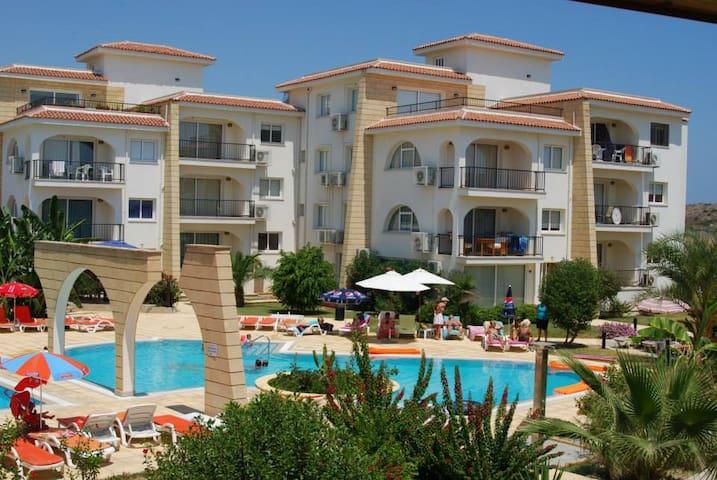Sunrise Beach Resort, North Cyprus - Lejlighed