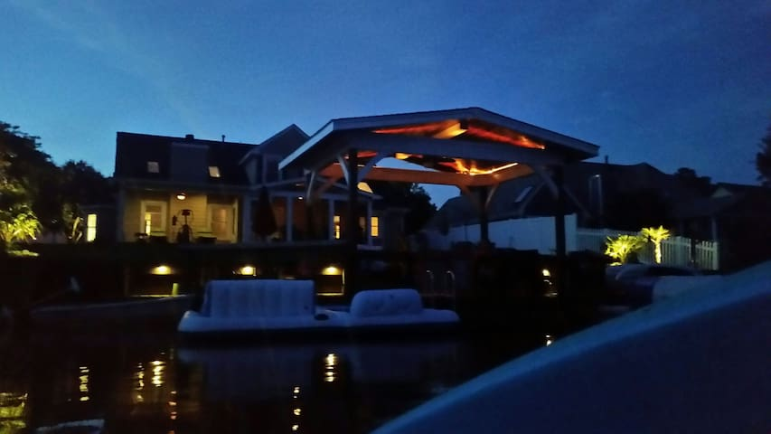 Lakefront home completely renovateB