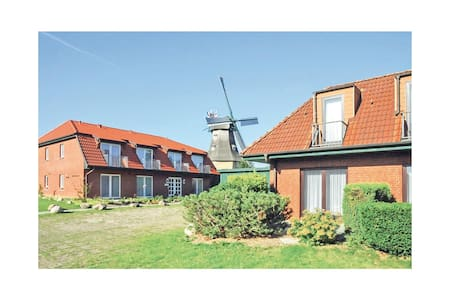 Holiday apartment with 1 bedroom on 39m² in Groß Wittensee