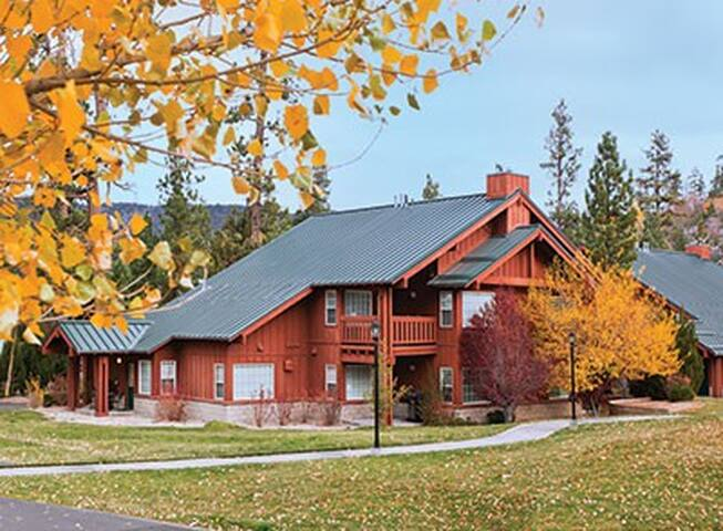 Family Friendly Condo Resort in Big Bear