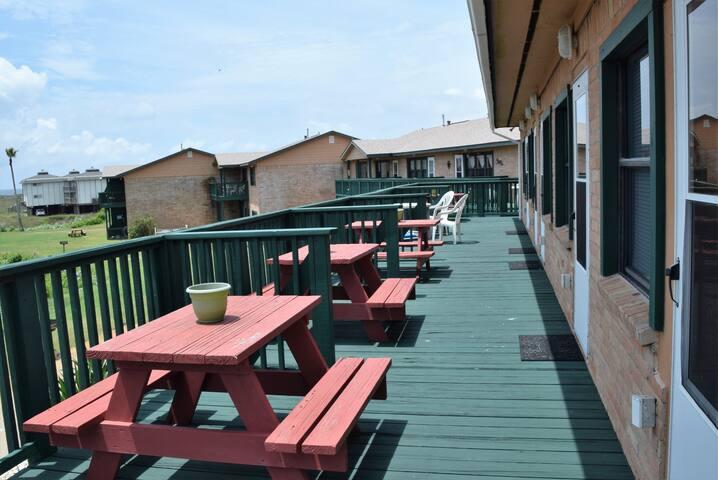 #51 Sea Isle Village(Sunset Haven) - Port Aransas - Ortak mülk