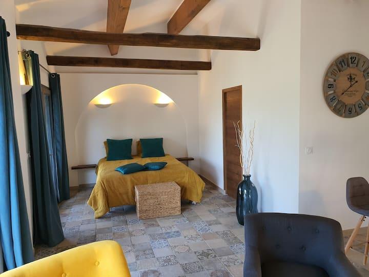Casa Valinco : Mini Villa Propriano Rosa