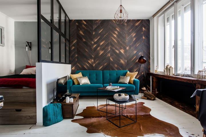 D71-Design apartment