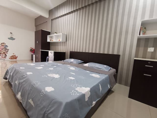Fully Furnished Garden Studio near UTAR Kampar