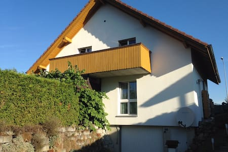 Friendly  Apartment near the Alps - Wichtrach - Maison