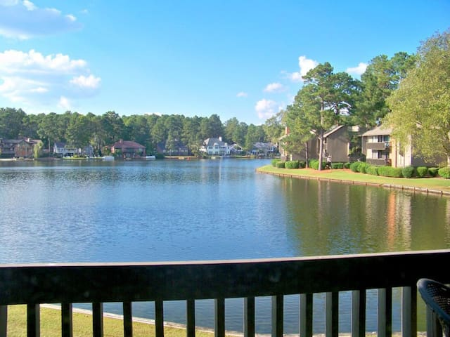 Stunning Lakeview in Pinehurst! Pool now open!
