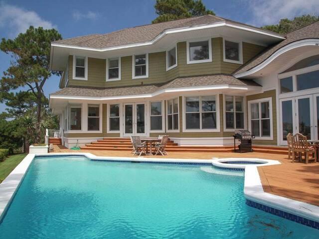 Ocean Course Drive 1 - Kiawah Island - Rumah