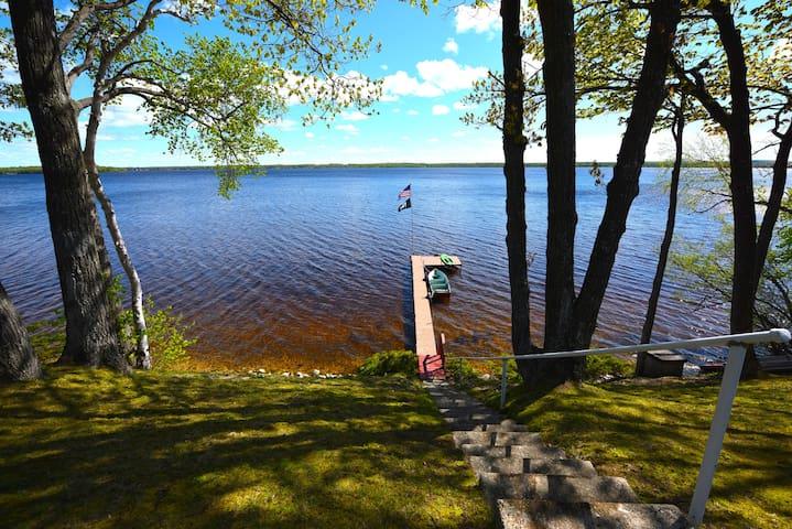 Johnny's Place- On Paradise Lake