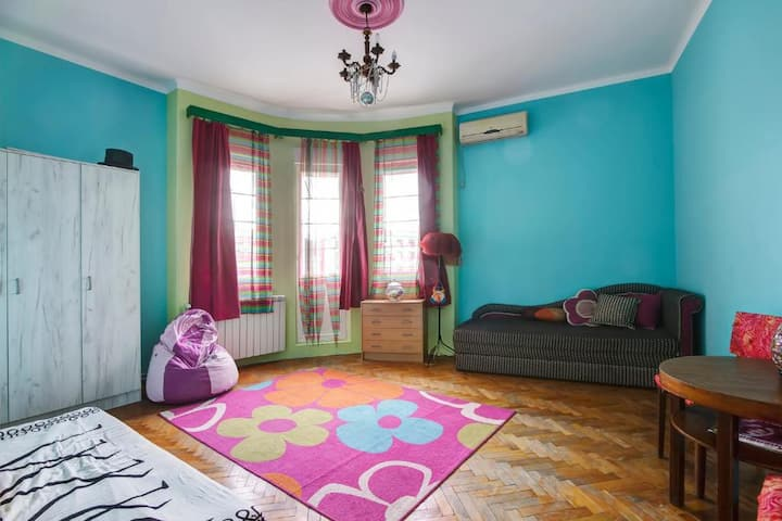 Colorful Dorcol Flat
