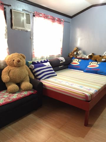 A townhouse located at General Trias Cavite