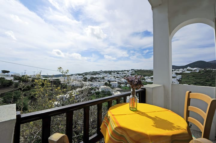 Pension Afroditi in Sifnos center - Apollonia - Apartamento