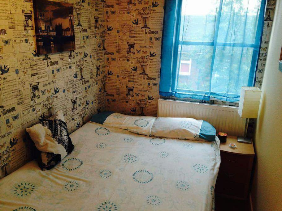 Small but cosy room close to station case in affitto a - Posto letto londra ...