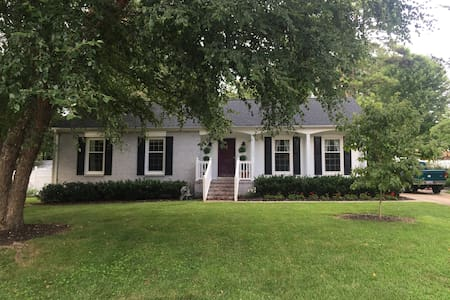 Front Private Bedrooms/Bath Available for Rent - Greensboro