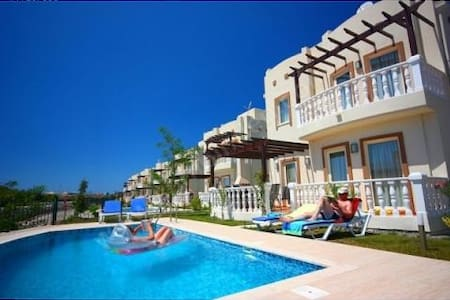 Turquoise Resort and Residences. - Bodrum - Hus