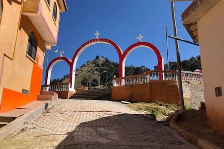 Casa Entera 1 Habitación Copacabana Bolivia