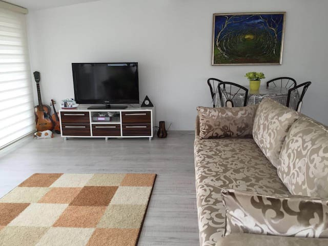 PrivateApartment1bedroomKitchenBEACH500M - Fethiye - Rumah